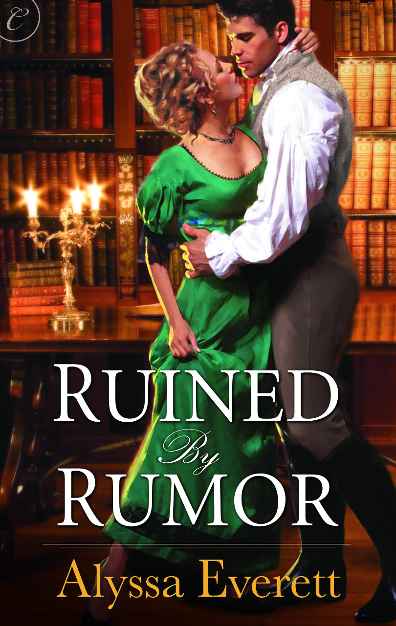 RUINED BY RUMOR cover