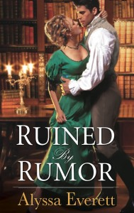 Cover of Ruined by Rumor