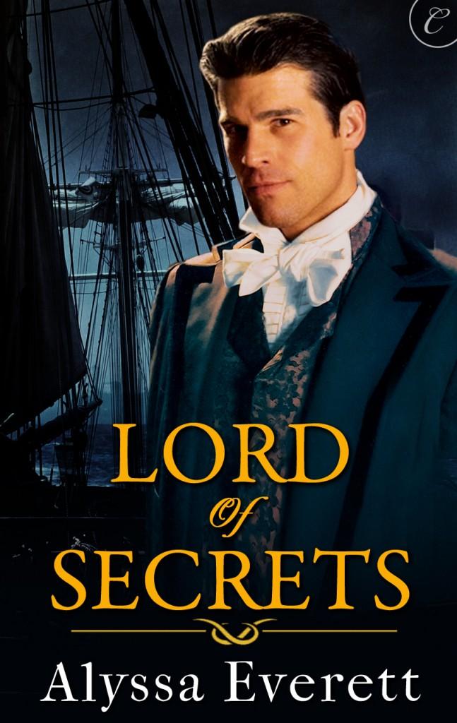 Cover for Lord of Secrets
