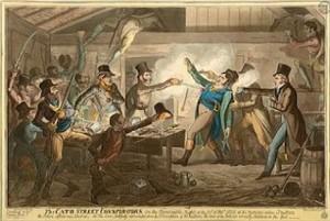 The Cato Street raid