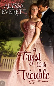 A Tryst With Trouble cover