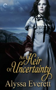 Cover of An Heir of Uncertainty