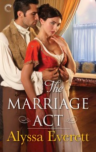 Cover art for The Marriage Act.